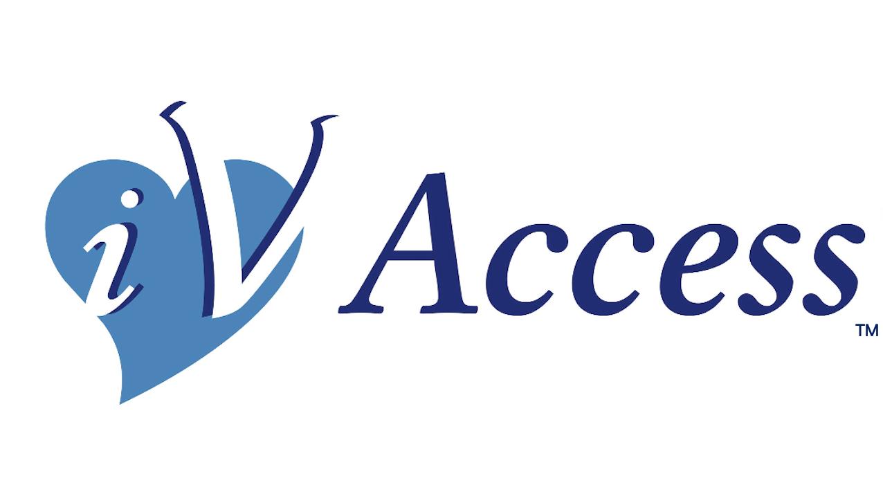IV Access Logo